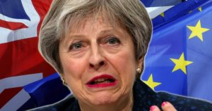 UK PM MAY RESIGNS AS EU GLOBALISM COLLAPSES