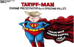 "DOMESTIC TARIFFISM – Trump Unleashes Tariffs On Mexico ""Until Illegal Immigration Stops"""