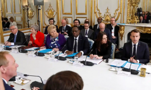 """Big Tech Firms Meet With """"World Leaders"""" To Talk About The New Internet Government"""