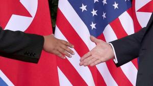 Trump invites Kim to spontaneous DMZ 'summit'
