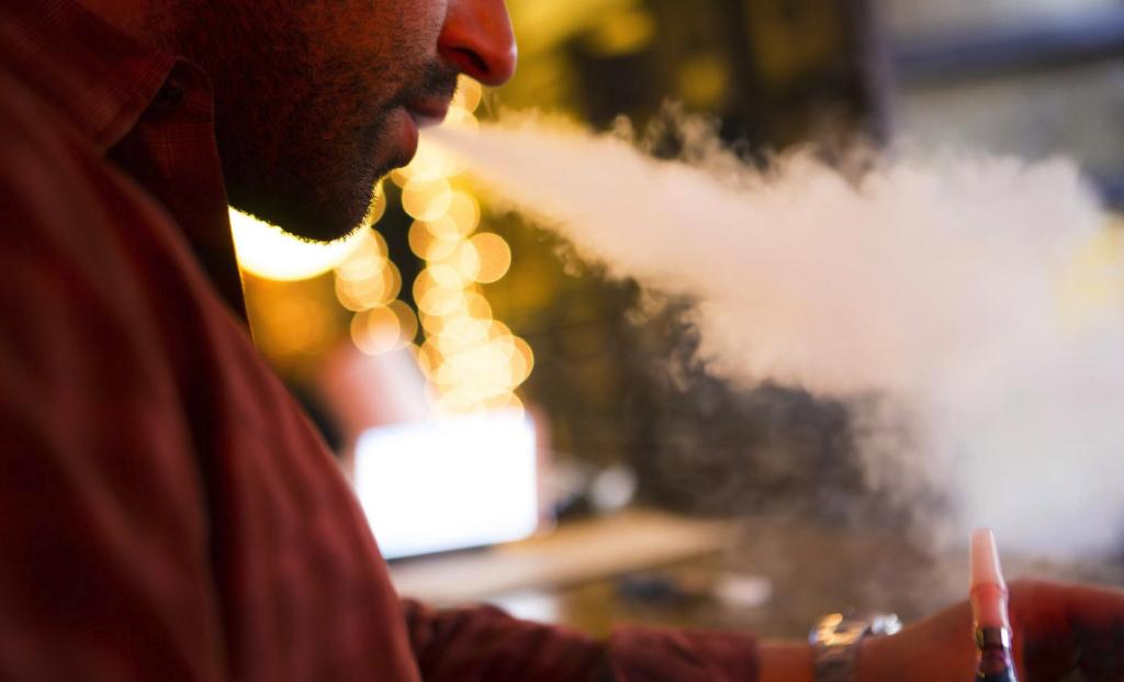 San Francisco – The Feces Capital Of The World – Bans E-Cigarettes