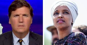 Tucker Carlson: US rescued Ilhan Omar