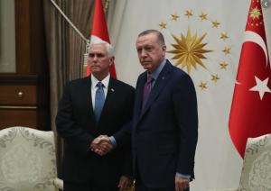 "US, Turkey Reach Ceasefire Deal In Syria As Rand Paul Blocks House ""War"" Resolution"