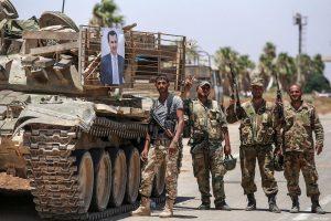 Turkey Warns Of War As Syrian Tanks Head To Turkish Border