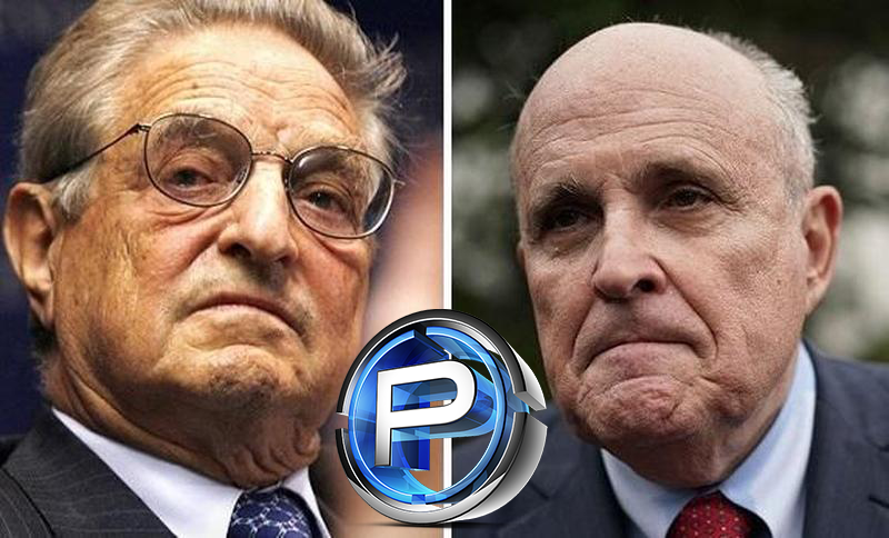 "Giuliani Quadruples Down: Diplomats Facilitated Soros-Ukraine ""Massive Pay-For-Play"" Scheme"