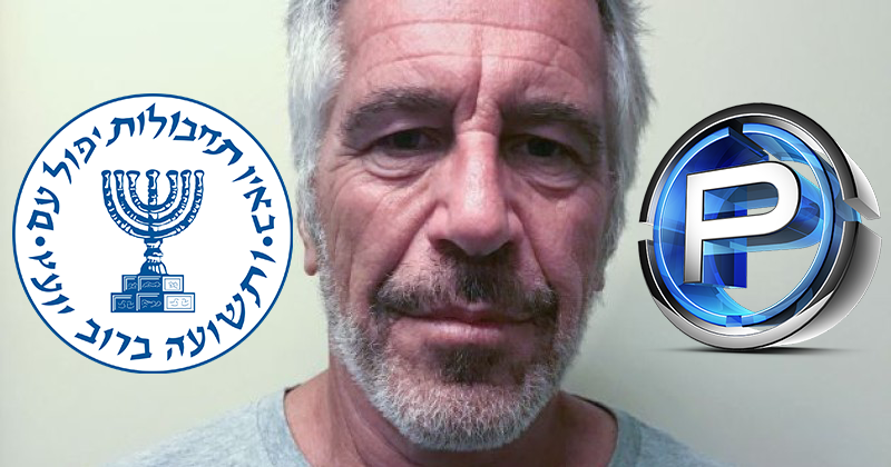 Israeli Spy Comes Forward: Epstein Was A Mossad Agent Used To Blackmail American Politicians