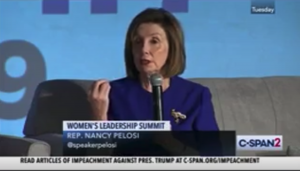 Pelosi: Impeachment Has Been Going on 'Two and a Half Years, Actually'