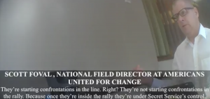 Project Veritas Bombshell: Dem's Caught On Tape Planning To Stage Violence @ Trump Rallies