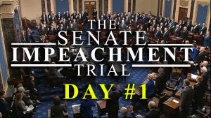 Senate Impeachment Trial – Day #1: Live Coverage & Analysis.  Veritas Exposes Bernie Sanders Communists