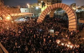 "As Iranian Streets Explode, Trump Warns: ""Don't Kill Your Protestors"""