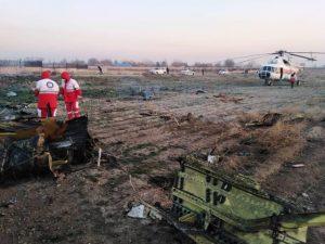 Ukraine Flight Leaving Tehran May Have Been Shot Down By Iran. 170 Dead