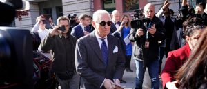 Deep State Hoax Prosecutors Recommend 9 Year Prison Sentence For Roger Stone