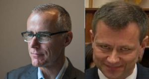 🚨BREAKING: FBI COUP PLOTTERS MCCABE & STRZOK MAY BE ARRESTED AS EARLY AS MON/TUES 🚨