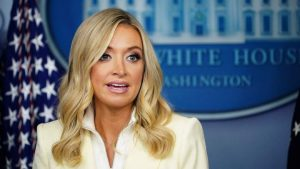 MIC DROP: Kaleigh McEnany Shreds The Deep State Media, Then Walks Out Of Press Briefing
