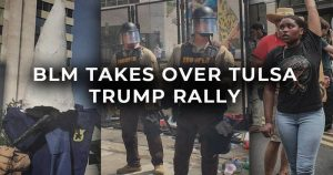 BLM Blocks Entrance To Trump Rally! Have The Communists Won? How Do We Fight Back?