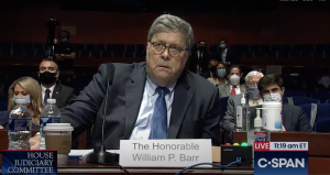 "EP 2040-6PM AG BARR ""HEARING"" SPINS OUT OF CONTROL INTO A MARXIST PROPAGANDA CAMPAIGN"